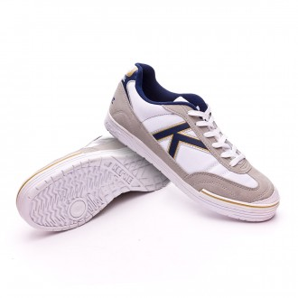 Futsal Boot  Kelme Trueno Sala White-Blue