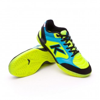 Chaussure de futsal  Kelme Precision Synthetic enfant Lime