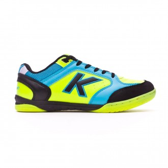 Scarpe  Kelme Precision Synthetic Junior Lime