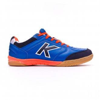 Scarpe  Kelme Precision Synthetic Junior Blu elettrico