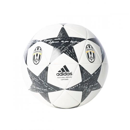 Balón  adidas Finale16 Juventus White