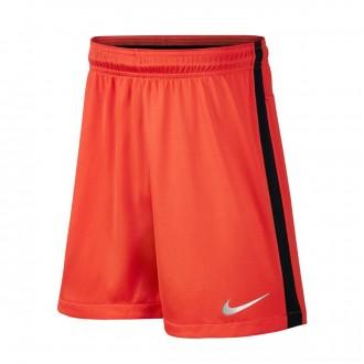 Pantalón corto  Nike Dry Squad Football Neymar Max orange-Max orange-Metallic silver