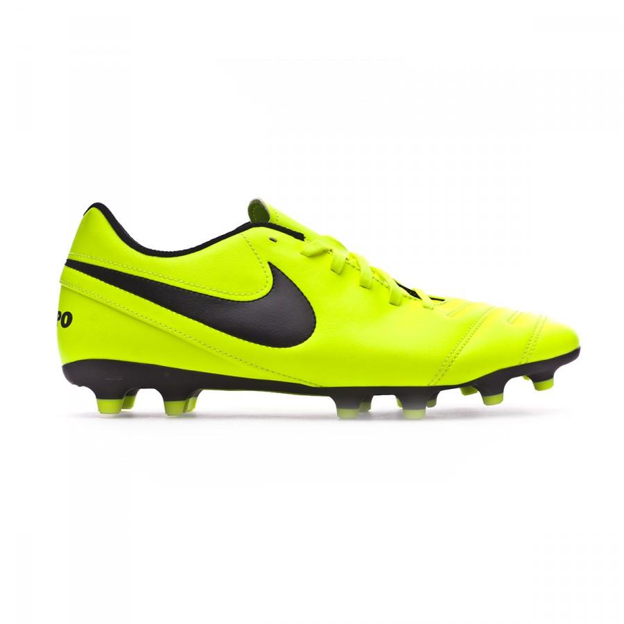 Fútbol Soloporteros Bota Iii Fg Rio Tiempo Nike Volt Black De 5pwq7Tg f3757cccd4d3a