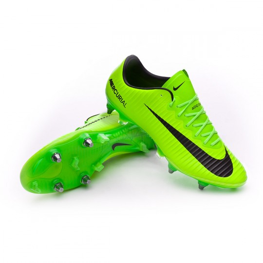 Boot  Nike Mercurial Vapor XI ACC SG-Pro Electric green-Black-Flash lime-White
