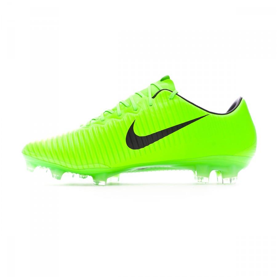 accca9994 Football Boots Nike Mercurial Vapor XI ACC FG Electric green-Black-Flash  lime-White - Football store Fútbol Emotion