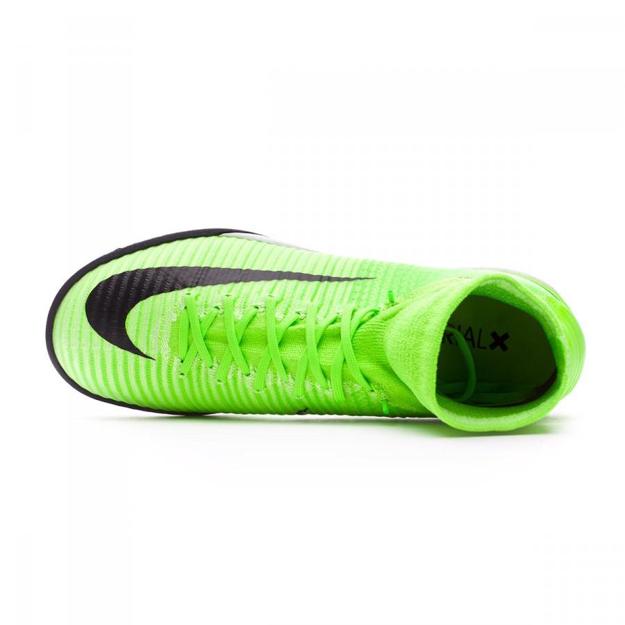 Zapatilla Nike MercurialX Proximo II Turf Electric green