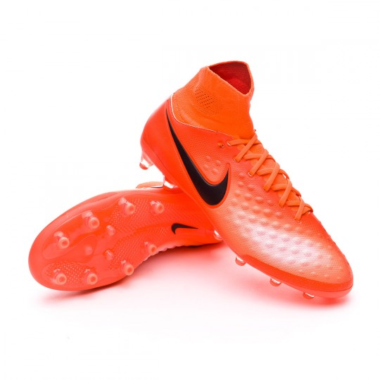 Chaussure  Nike Magista Orden II AG Total crimson-Black-University red