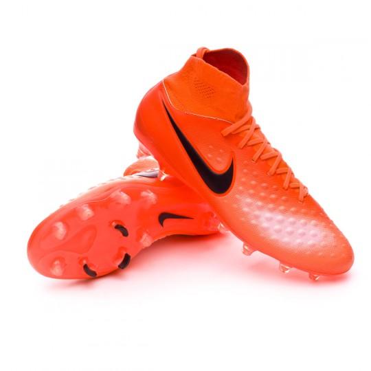 Chaussure  Nike Magista Orden II FG Total crimson-Black-University red