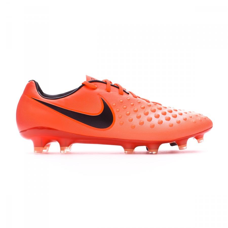 3738cdd32 Football Boots Nike Magista Opus II FG Total crimson-Black-University red -  Football store Fútbol Emotion