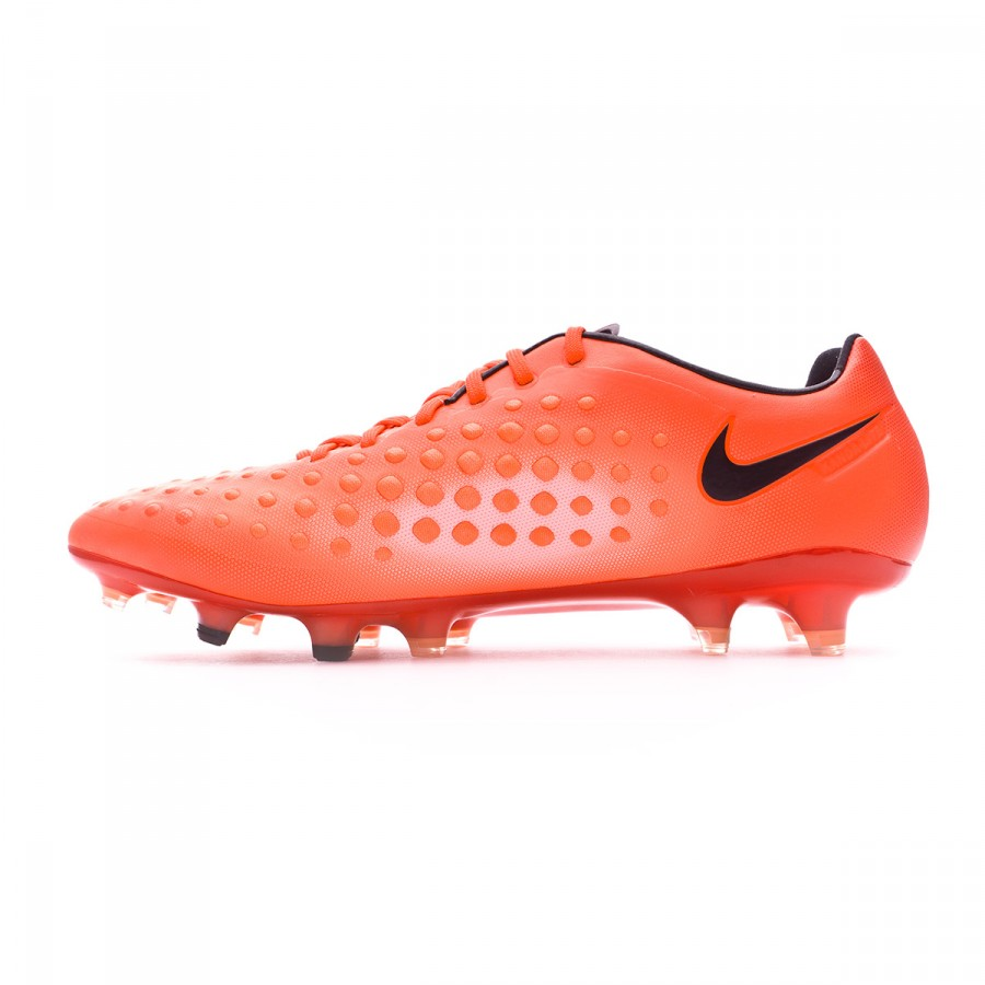 0734e99a3533 Football Boots Nike Magista Opus II FG Total crimson-Black-University red -  Football store Fútbol Emotion