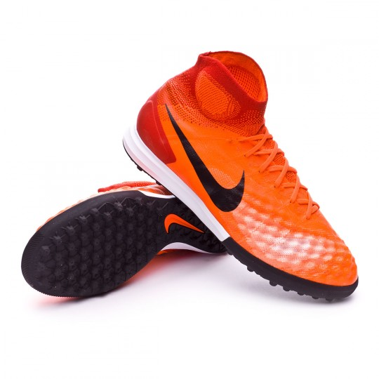 Zapatilla de fútbol sala  Nike MagistaX Proximo II Turf Total crimson-Black-University red