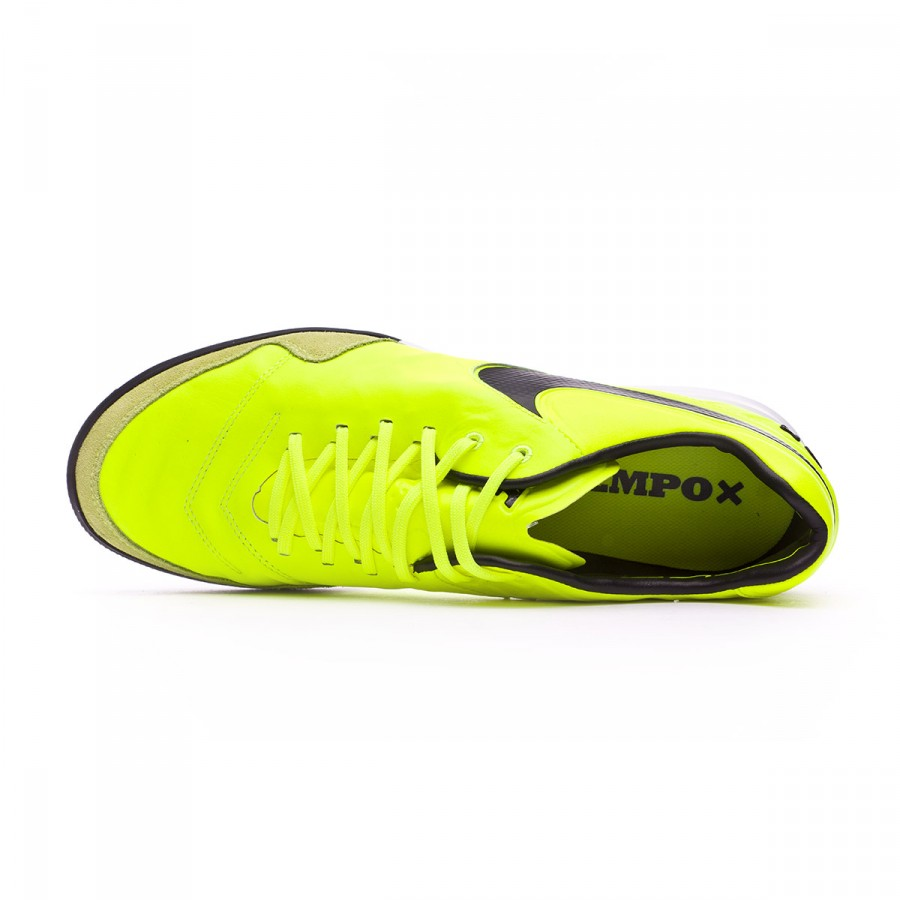 cf88823c10a Football Boot Nike TiempoX Proximo Turf Volt-Black-Volt-White - Football  store Fútbol Emotion