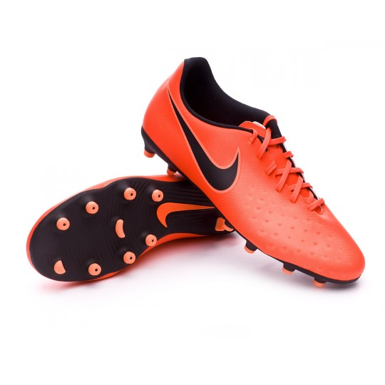Bota  Nike Magista Ola II FG Total crimson-Black-Bright mango