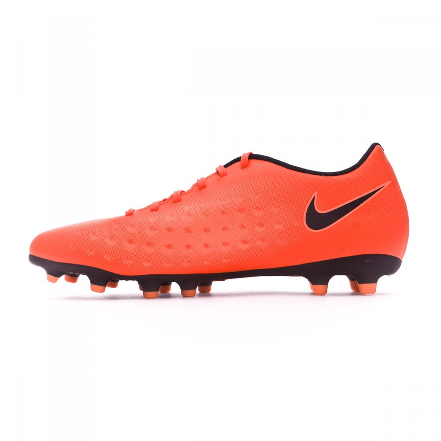 afea20cd4974 Football Boots Nike Magista Ola II FG Total crimson-Black-Bright mango -  Football store Fútbol Emotion
