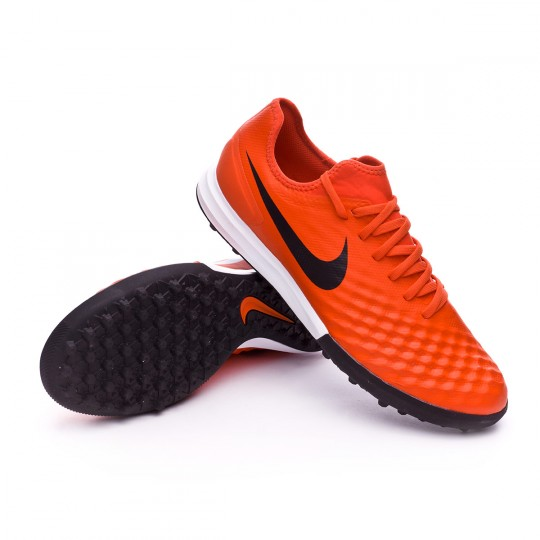 Zapatilla de fútbol sala  Nike MagistaX Finale II Turf Max orange-Black-Total crimson