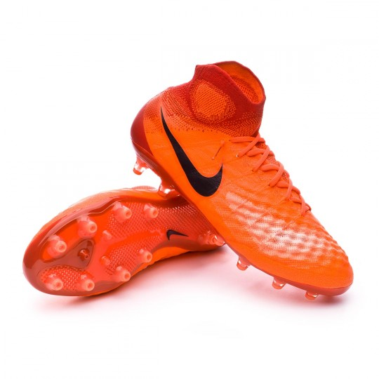 Chaussure  Nike Magista Obra II ACC AG-Pro Total crimson-Black-University red