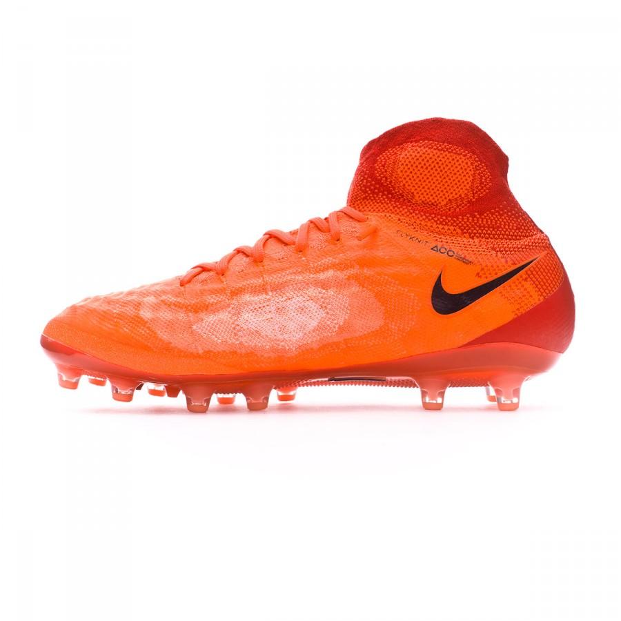 07c7d454f2f1 Football Boots Nike Magista Obra II ACC AG-Pro Total crimson-Black-University  red - Tienda de fútbol Fútbol Emotion