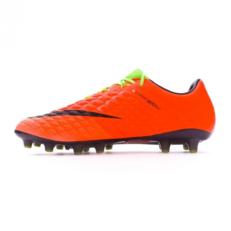 6f2725078988 Football Boots Nike Hypervenom Phantom III ACC AG-Pro Electric green ...