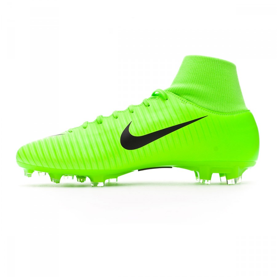ddf329cf60f2 Football Boots Nike Mercurial Victory VI DF FG Electric green-Black-Flash  lime-White - Tienda de fútbol Fútbol Emotion
