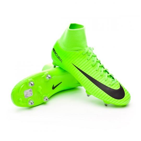 2c54d95cef59 Boot Nike Mercurial Victory VI DF SG Electric green-Black-Flash lime-White