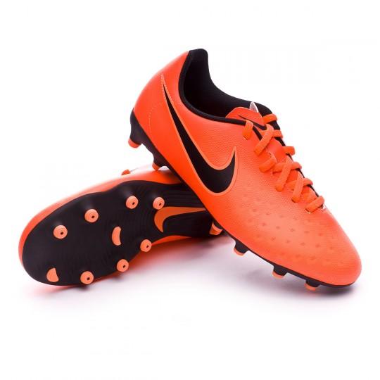Chaussure  Nike Jr Magista Ola II FG Total crimson-Black-Bright mango