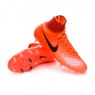 Chuteira  Nike Jr Magista Obra II FG Total crimson-Black-University red