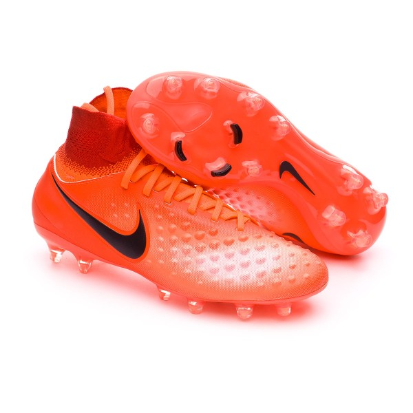 cheaper aa42a a410b Boot Nike Jr Magista Obra II FG Total crimson-Black-University red -  Soloporteros es ahora Fútbol Emotion