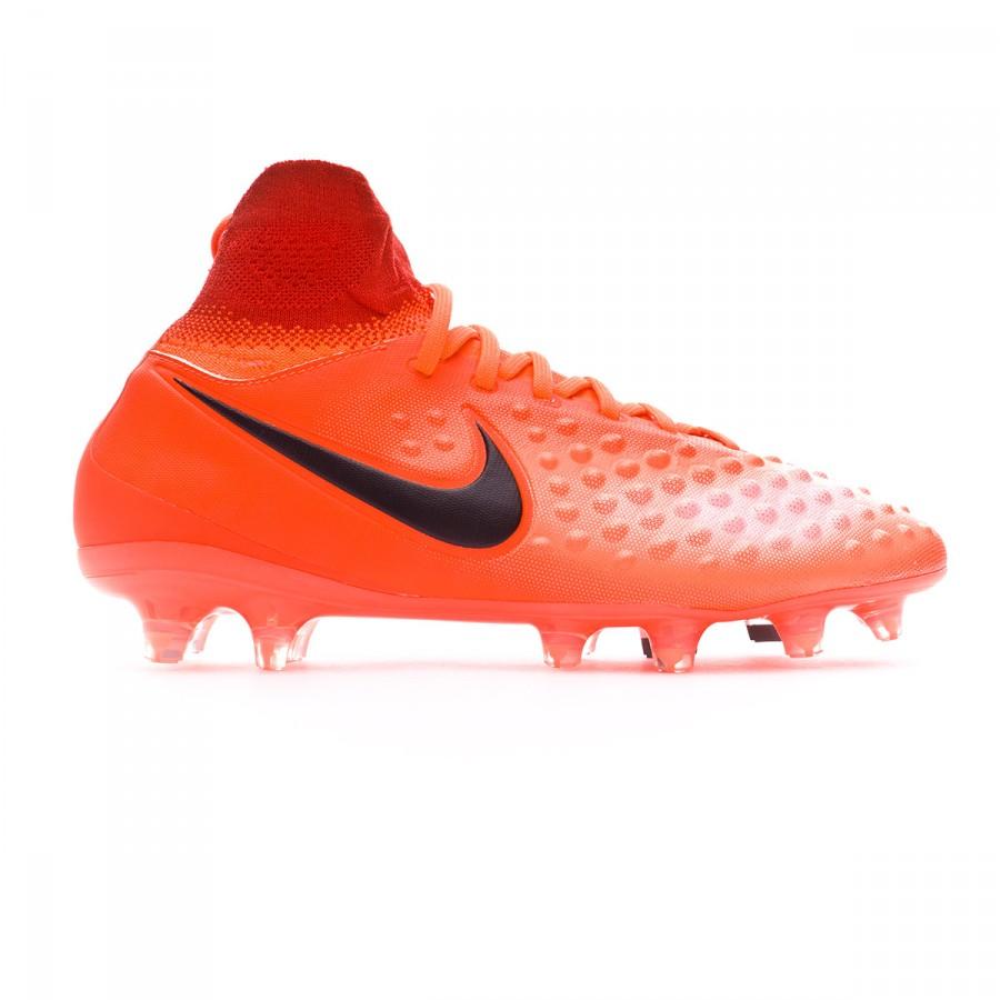 ce57724a5260 Football Boots Nike Jr Magista Obra II FG Total crimson-Black-University red  - Tienda de fútbol Fútbol Emotion