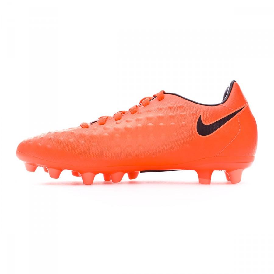 purchase cheap 40864 1c9bb Chaussure de foot Nike Jr Magista Opus II AG-Pro Total crimson-Black-Bright  mango - Boutique de football Fútbol Emotion