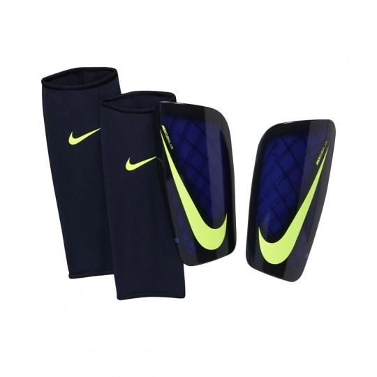 Caneleira  Nike Mercurial Lite Paramount blue-Obsidian-Volt