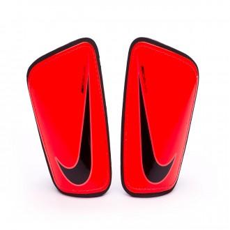 Espinillera  Nike Hard Shell Slip-IN Hyper orange-Bright mango-Black
