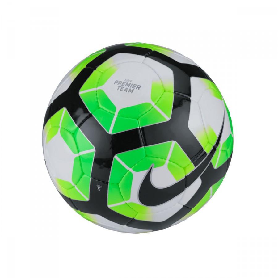 después de esto entregar Ladrillo  Ball Nike Premier Team FIFA White-Silver-Volt-Black - Football store Fútbol  Emotion