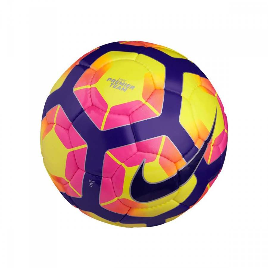 Balón Nike Premier Team FIFA Yellow-Purple-Back - Soloporteros es ... 89075ab98e89a