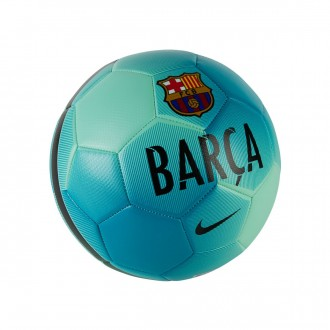 Balón  Nike FC Barcelona Prestige Green glow-Energy-Black