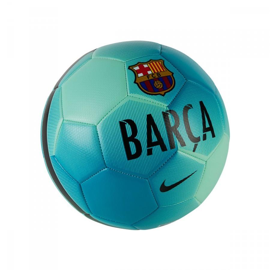 Ball Nike FC Barcelona Prestige Green glow-Energy-Black ... fc7c2a244762f