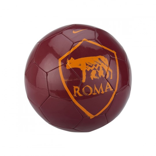Balón  Nike AS Roma Supporter's Team red-Maroon-Kumquat