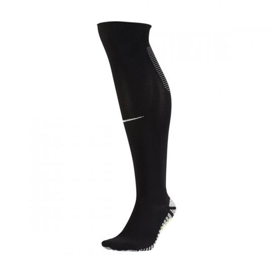 Chaussettes   Nike Strike Light Over-The-Calf Black-White