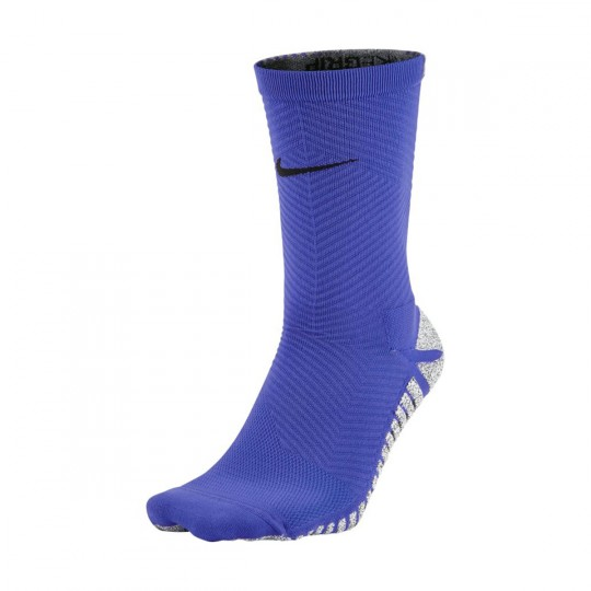 Calcetines  Nike Grip Strike Light Crew Paramount blue-Black