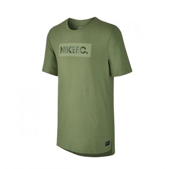 Camiseta  Nike Nike F.C. Palm green