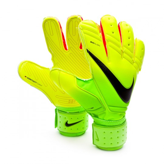 Guante  Nike Premier SGT Electric green-Volt-Black