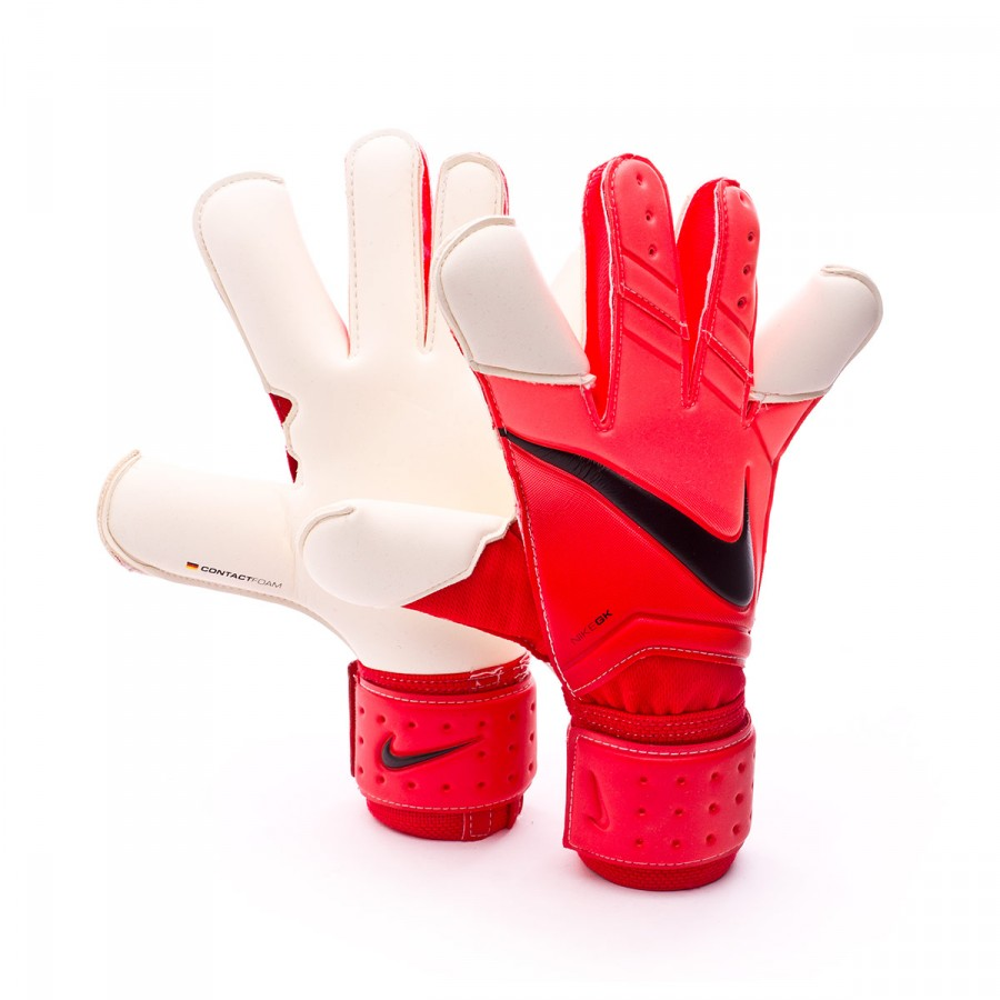 Glove Nike Vapor Grip 3 University red-Hyper orange-Black ...