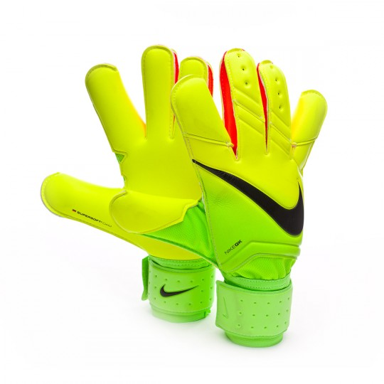 Guante  Nike Grip 3 Electric green-Volt-Black