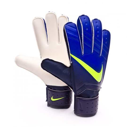 Guante  Nike Match Obsidian-Paramount blue-Volt