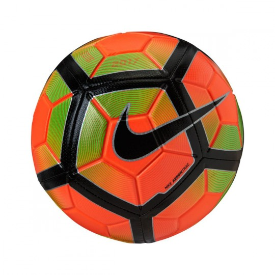 Bola de Futebol  Nike Strike Hyper orange-Electric green-Black