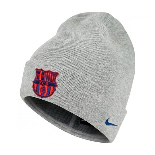 Gorro  Nike FC Barcelona Training 2016-2017 Grey heather-Loyal blue