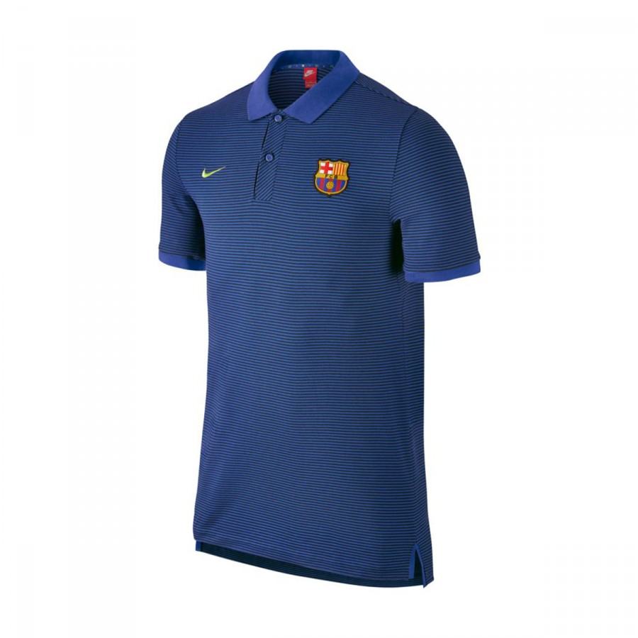 55d613b92bc6d Polo shirt Nike FC Barcelona Grand Slam 2016-2017 Game royal ...