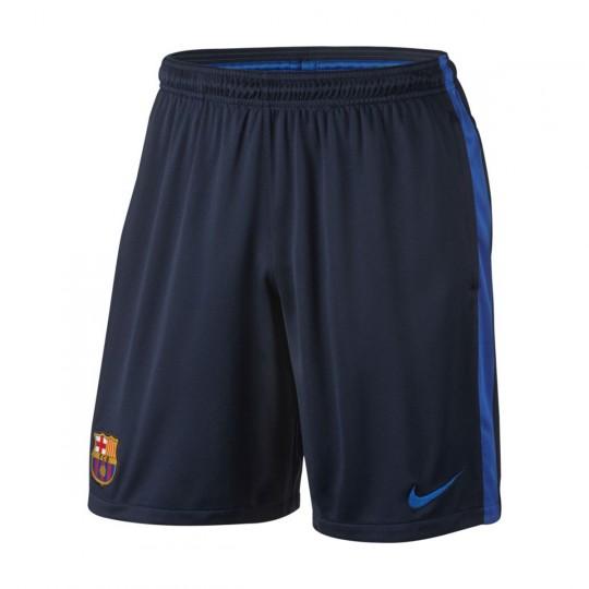 Pantalón corto  Nike FC Barcelona 2016-2017 Obsidian-Game royal