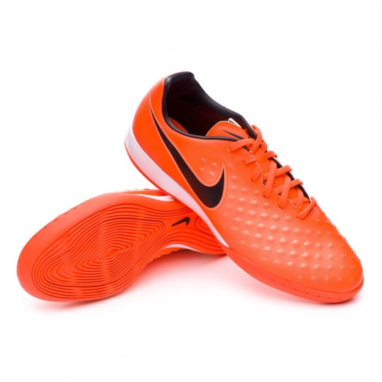 Futsal Boot Nike MagistaX Onda II IC Total crimson-Black-Bright mango -  Football store Fútbol Emotion e4ec3138bffa2