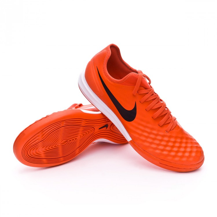 folleto bisonte prisión  Futsal Boot Nike MagistaX Finale II IC Max orange-Black-Total crimson -  Football store Fútbol Emotion
