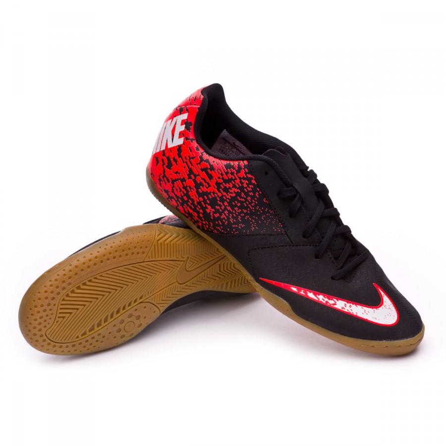 Futsal Crimson Total Bombax Chaussure De Black Ic Nike White 5BxpO8g